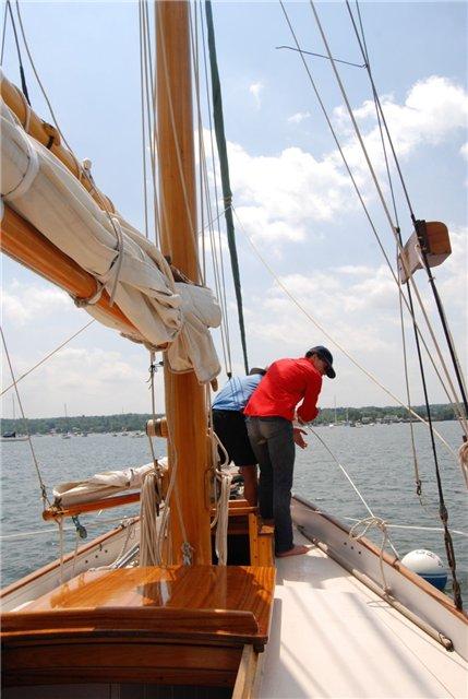 яхты в сша (фото)