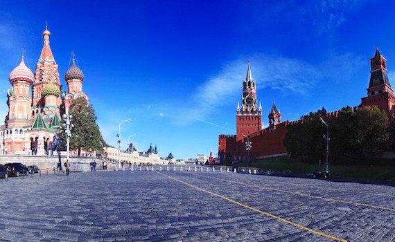 червона площа - серце москви