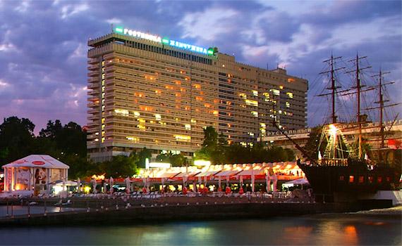 гранд отель «жемчужина» – настоящая жемчужина города сочи