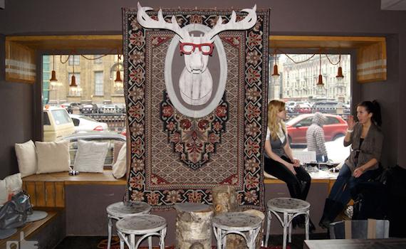 необычные кафе санкт-петербурга