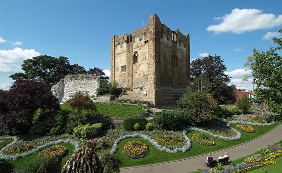 цитадель британії - гілфордской замок