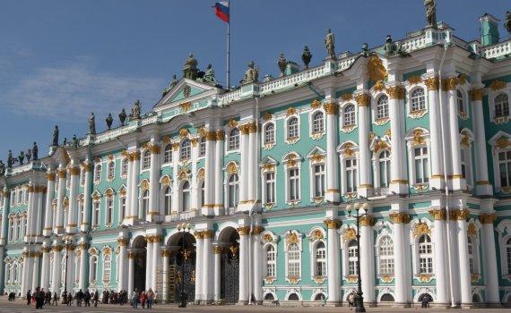 найвідоміші місця санкт-петербурга