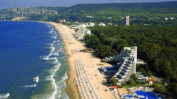 болгарія золоті піски