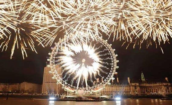 в якій країні краще зустріти новий рік?