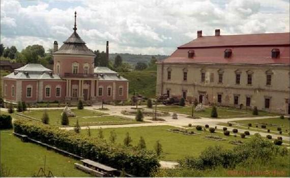 золочівський замок: частина польської душі