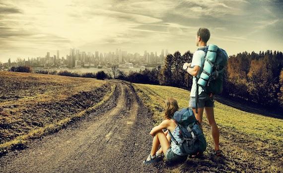 навіщо люди подорожують