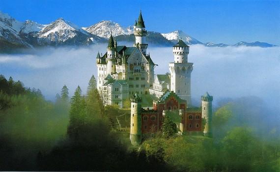 подорож по загадкової німеччини