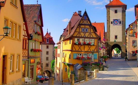 чому варто замовити тур до німеччини?