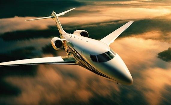 літаки бізнес авіації
