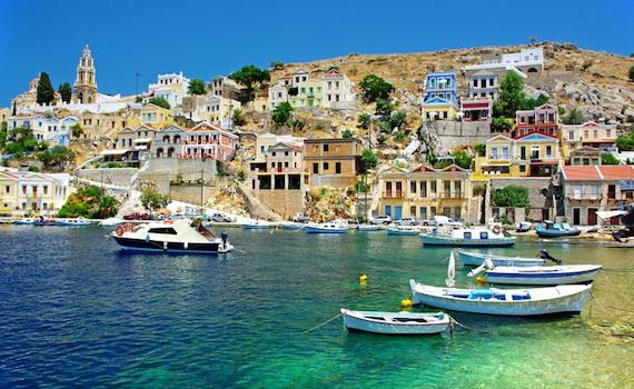 нюансы аренды дома на побережье греции