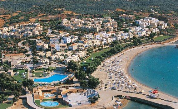 курорти греції - містечко агіа марина