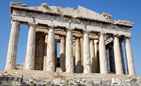 греция: здесь жили боги!