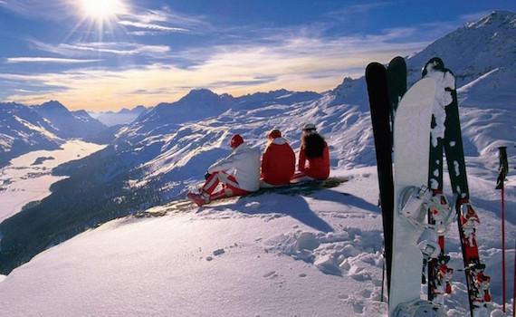 ульотний відпочинок в швейцарії