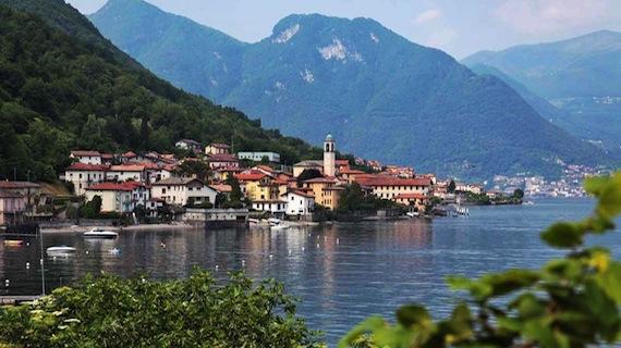 відпочинок в європі на озерах