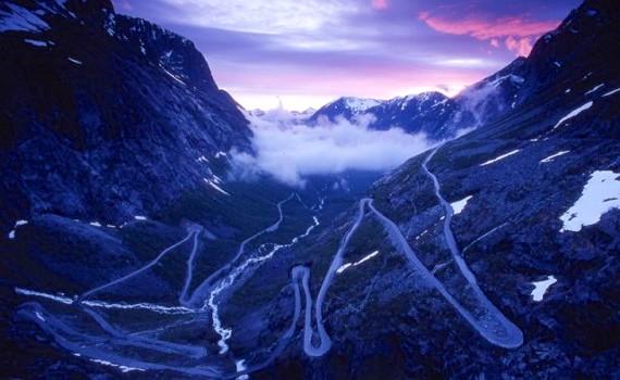 норвегія: «сходи тролів»
