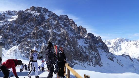 що необхідно на гірськолижному курорті