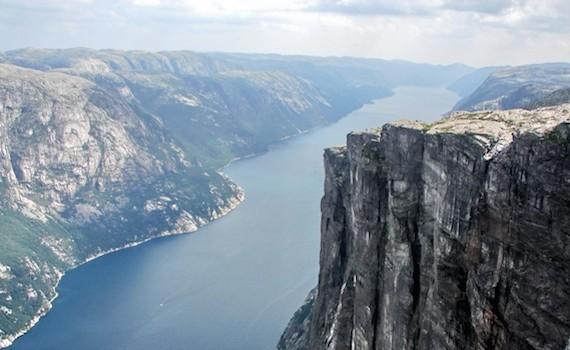 норвегия – страна фьордов