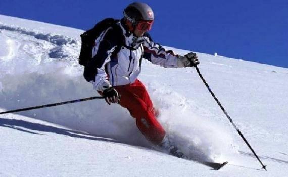 знаменитий гірськолижний курорт швейцарії - saas fee