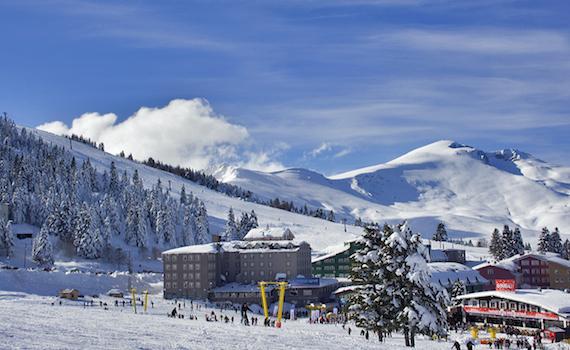 улудаг – горнолыжный курорт турции