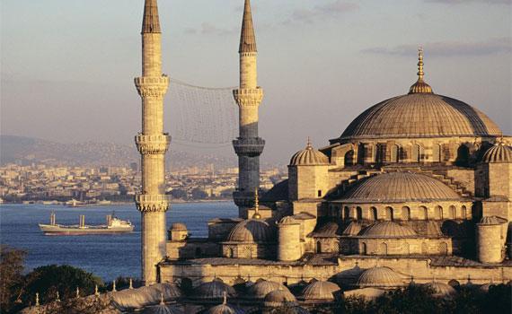 стамбул - місто контрастів