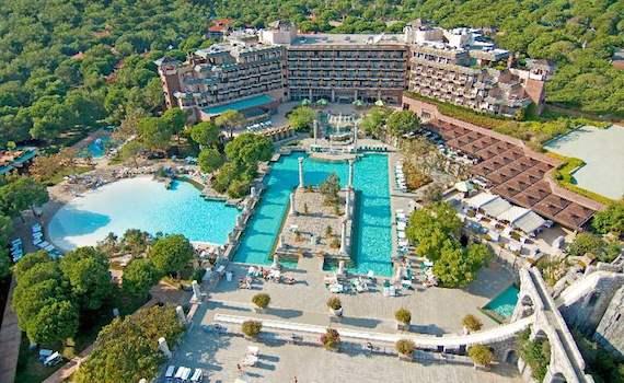 отель xanadu resort 5*