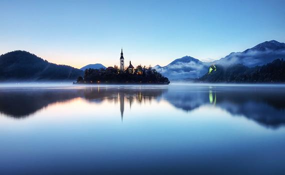 волынь – волшебный край озер