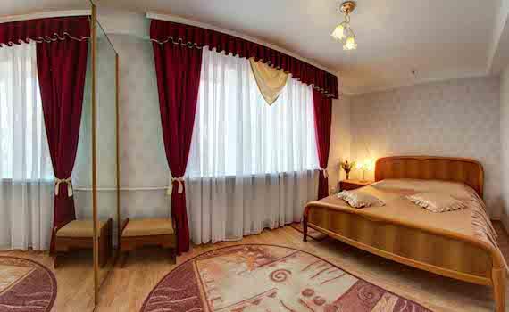 бронирование номеров в одном из лучших недорогих отелей киева