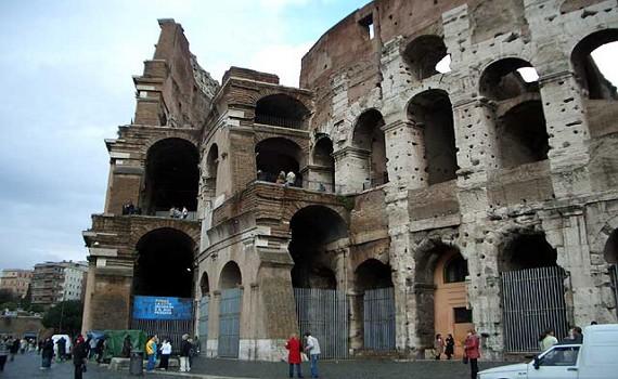 безкоштовна екскурсія по риму