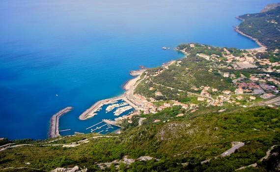 маратея - містечко між горами і морем