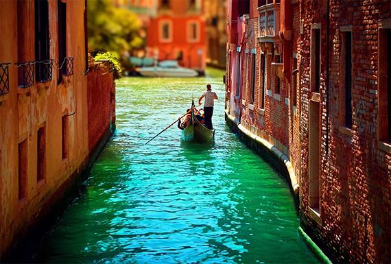 неповторимая венеция