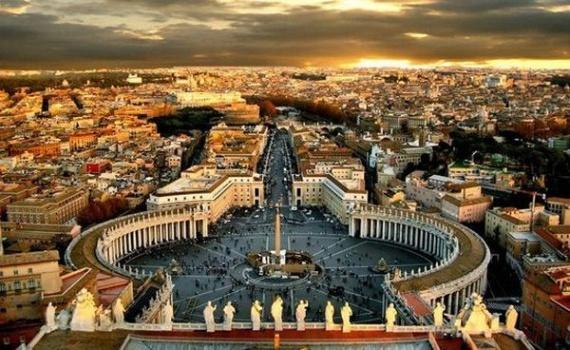 римські канікули - рай для туристів