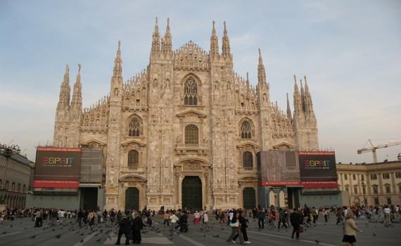 подорож по італії: мілан