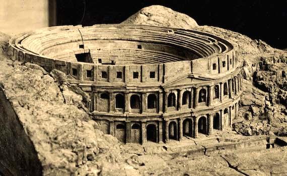 туризм в кальяри: римский амфитеатр
