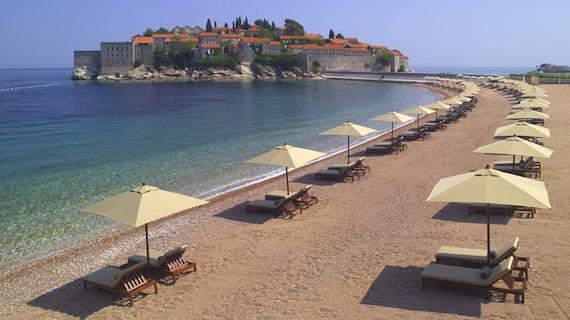 чорногорія - рай для туристів