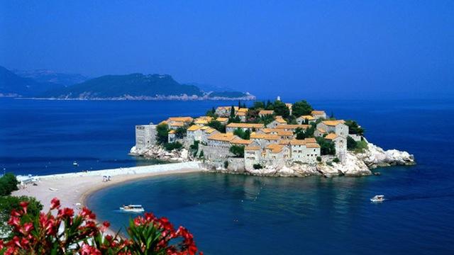 чорногорія - перлина адріатики