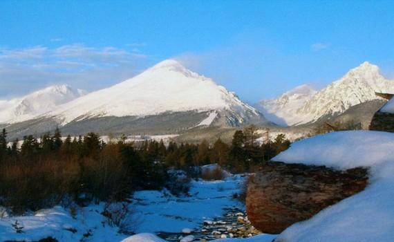 гірськолижний чеський курорт велке лосини
