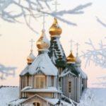 Крещенье Донецк | 19 января 2013 года