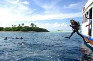 Рай для подводников