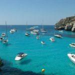 Пляжі Іспанії: Менорка — Відпочивай з нами !