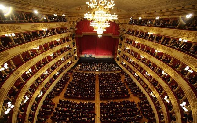 Театр «Ла Скала» в Мілані. Де купити квитки?
