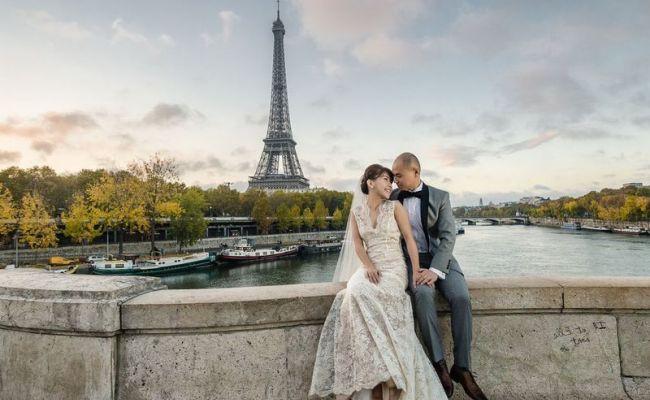 Як провести Весілля за кордоном