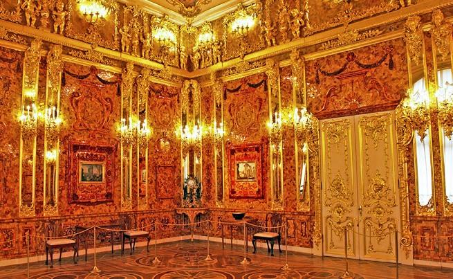 Бурштинова кімната